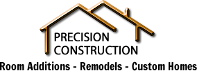 Precision Construction Logo