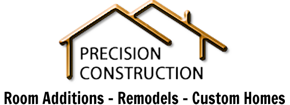 Precision Construction Retina Logo