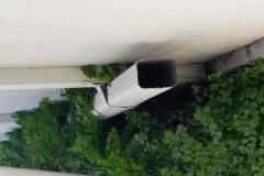 gutter pipe